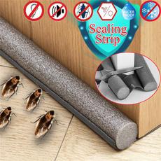 Door, doorbottomdustproof, dustproofstrip, householditem