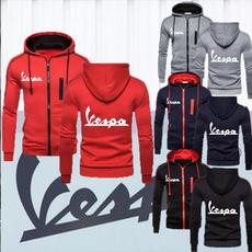 hooded, Long Sleeve, Spring, Sweaters