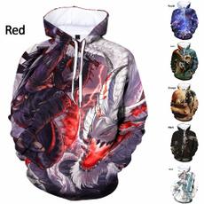 3D hoodies, Fashion, Winter, men hoodie