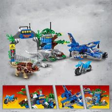 building, Toy, figure, Dinosaur