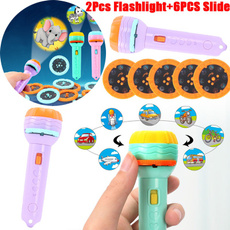 Flashlight, Toy, projector, Gifts