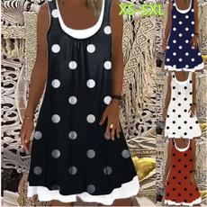 Summer, dressesforwomen, Dresses, plus size dress