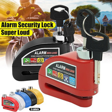 Bicycle, Sports & Outdoors, securitylock, Alarm