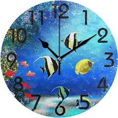 quartz, Wall Art, bathroomdeco, Clock