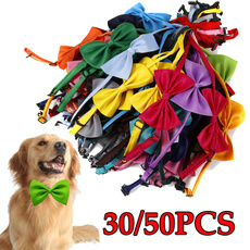 dogtoy, dogbowtie, Polyester, Dog Collar