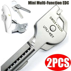Steel, Mini, utilikey6in1, Chain