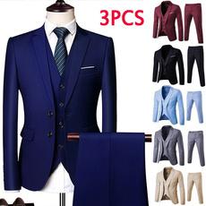 businesssuit, Blazer, Buckles, Men