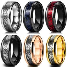 Steel, 8MM, Celtic, Jewelry