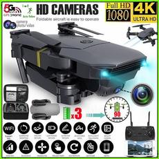 Quadcopter, 4ksmartdrone, Camera, Photography