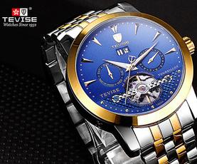 businesswatche, luminouspointerwatch, christmasgiftformanwatch, Waterproof