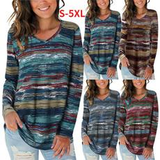 Women, Fashion, Shirt, Long sleeved