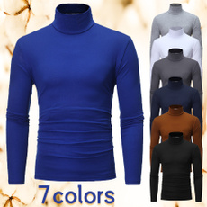 turtlenecktshirt, Shirt, Sleeve, men clothing