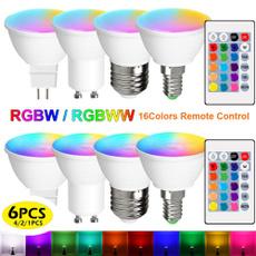Light Bulb, E27, Remote Controls, ledspotbulb