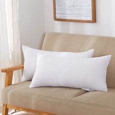 Polyester, hypoallergenicpillowinsert, couch, Throw Pillows