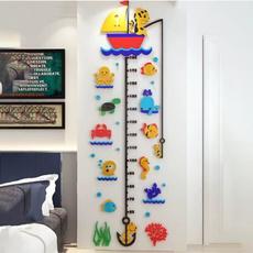 growthchartdecal, Waterproof, Stickers, bedroom