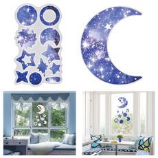 decorativeaccessorie, Silicone, moonmold, windchimependant