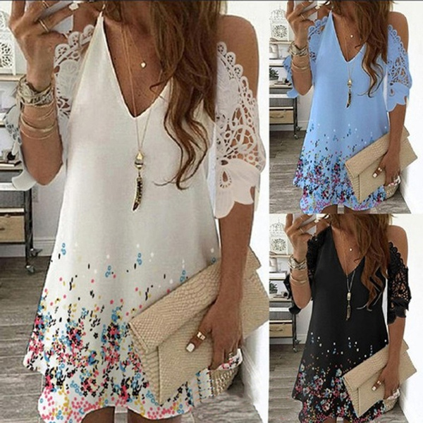 party, Lace Dress, Lace, Sleeve