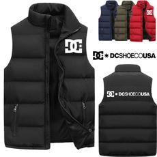 Jacket, Vest, Plus Size, Men's vest