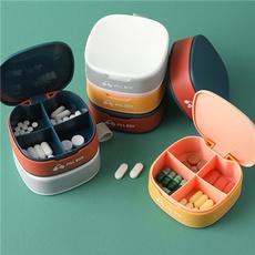 Box, healthproductsstorage, travelcase, pillbox