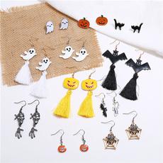 halloweenearring, Tassels, Fashion, Jewelry