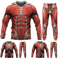 3D hoodies, Fashion, musclehoodie, pants