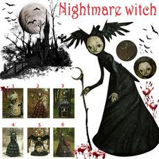 Garden, Halloween, Halloween Decorations, fantasy