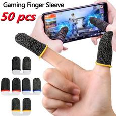 Touch Screen, thumbsleeve, Sleeve, fingerset