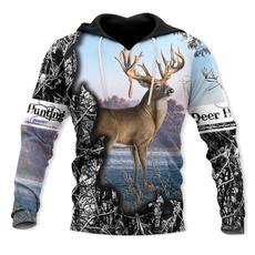 Hunter, Fashion, pullover hoodie, shadowsfallmenshoodiesweatshirt