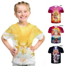 kids, cute, sheraprincessofpower, Printed T Shirts