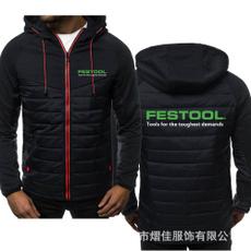 Down Jacket, Fashion, Winter, zipperjacket