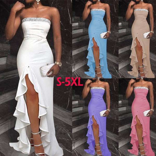 Sleeveless dress, sleeveless, dressesforwomen, ruffle