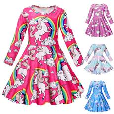 princessdressforgirl, girls dress, cute, Long Sleeve