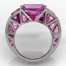 Sterling, pink, Fashion, Jewelry