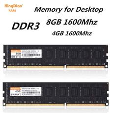 4GB, pc3, ddr3, computer accessories