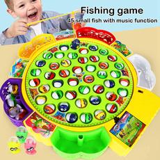 kidsfishingtoy, Electric, electricrotatingfishing, fish