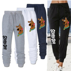 trousers, scoobydoo, Casual pants, pants