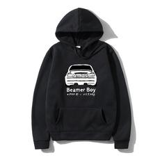 lilpeep, hooded, black hoodie, Long Sleeve