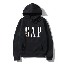Fleece, hooded, gaphoodie, black hoodie