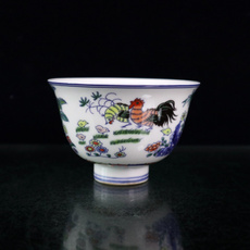 figuresandminiature, Home & Garden, Chinese, Pastels