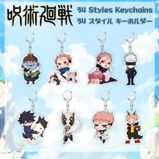 fushiguromegumi, Key Chain, gojosatoru, itadoriyuji