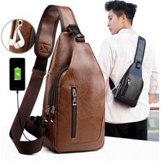 Shoulder Bags, Fashion, Casual bag, leather bag