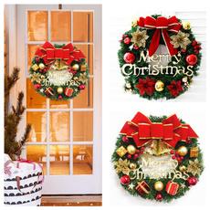 Door, christmaswreath, Garland, doorgarland