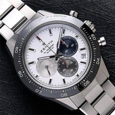 Chronograph, watchformen, zenithwatch, quartz