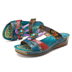bohemia, Summer, Sandals, shoes for womens