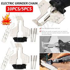 sawsharpeningattachment, electricchainsawgrinder, Outdoor, Garden