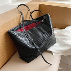 femaleshoulderbag, Totes, Tote Bag, Vintage