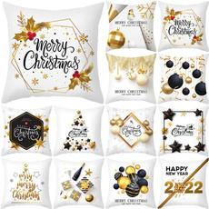 gold, sofacushioncover, printedpillowcase, decoration