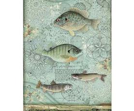 Decorative, thinglue, fish, canhobby