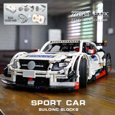 diy, moc6687, Gifts, racingcar