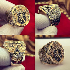 Couple Rings, 18k gold, Jewelry, gold